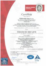 Certifikace #3