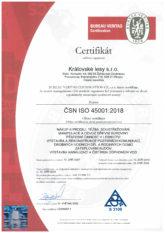Certifikace #6